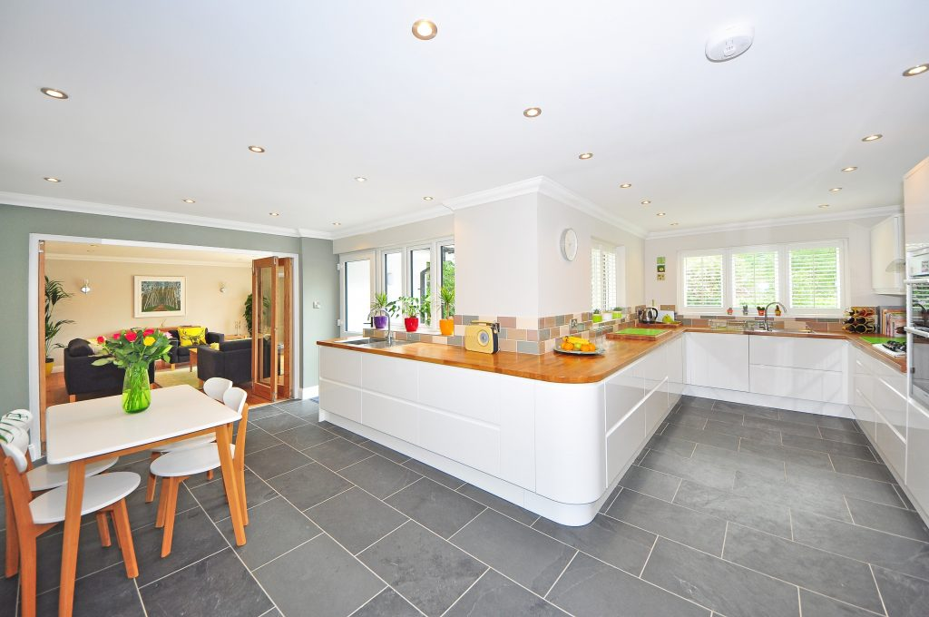 how long does a kitchen extension take?