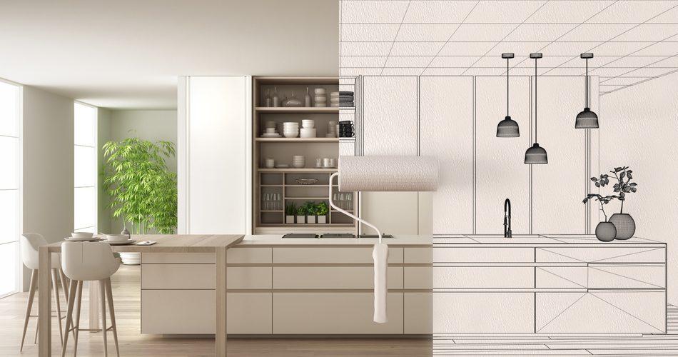 Painted kitchen ideas