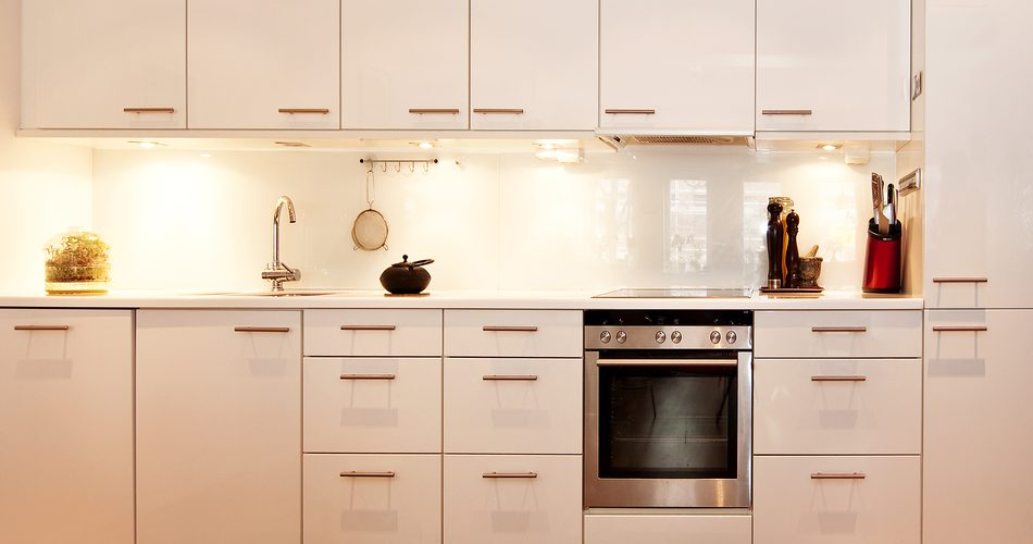 Popular painted kitchen colours
