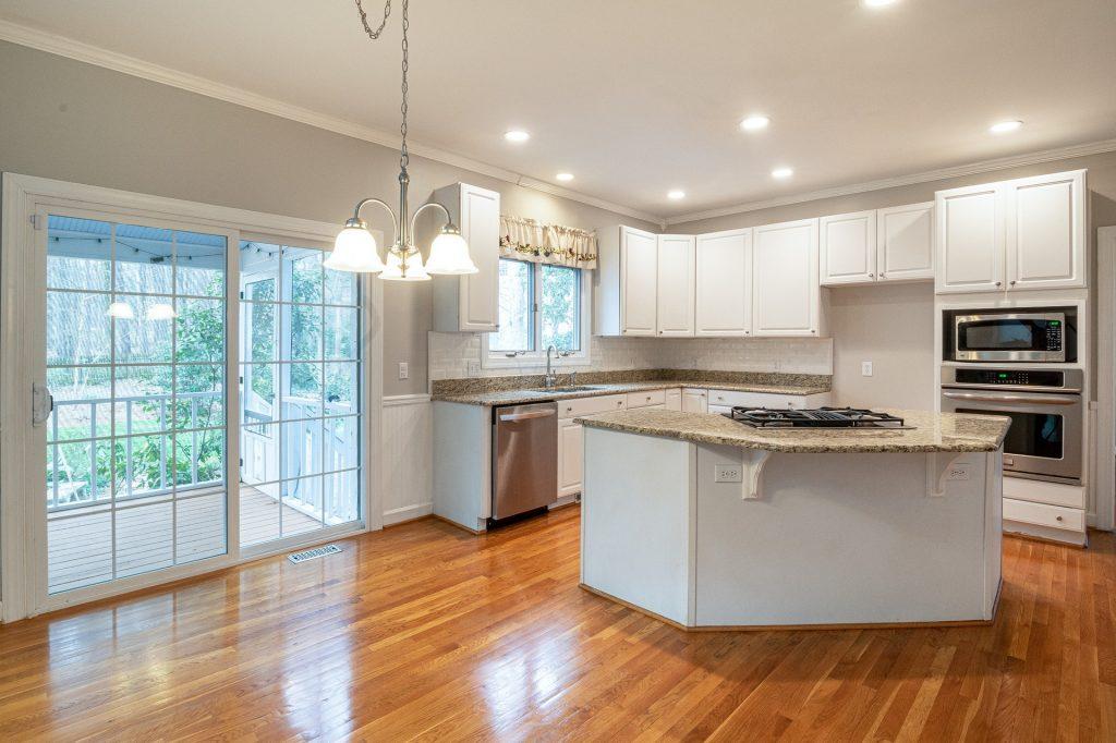 kitchen design and layout