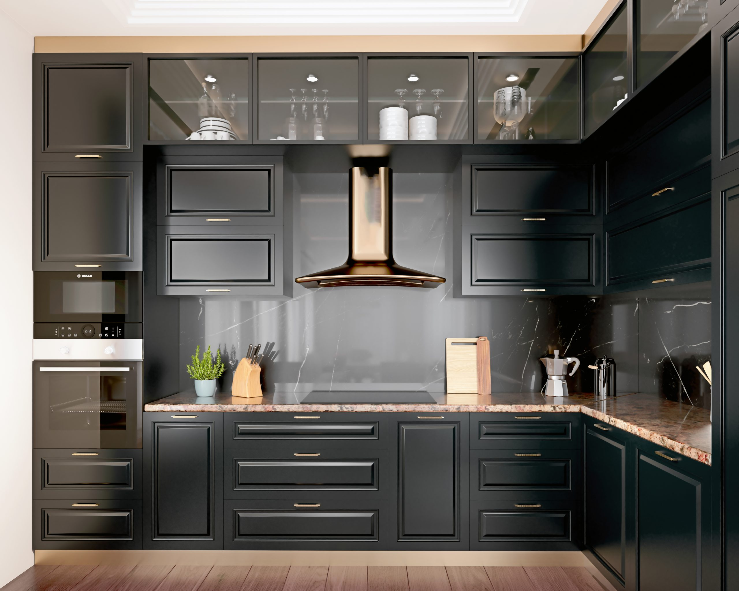 Can you put dark cabinets in a small kitchen   Kitchen Blog ...