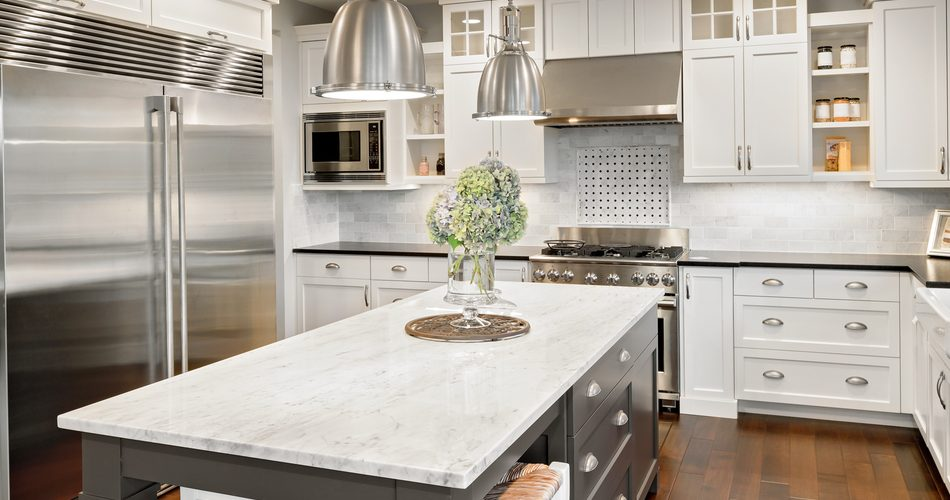 What is the kitchen triangle rule?