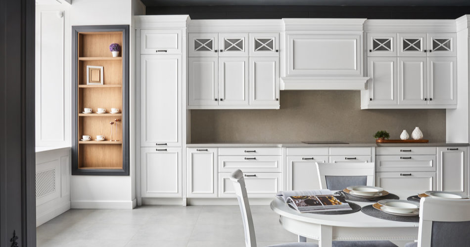 How painted cabinets can transform your kitchen