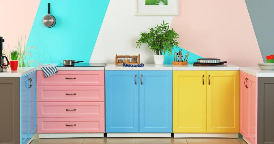 what colour kitchen
