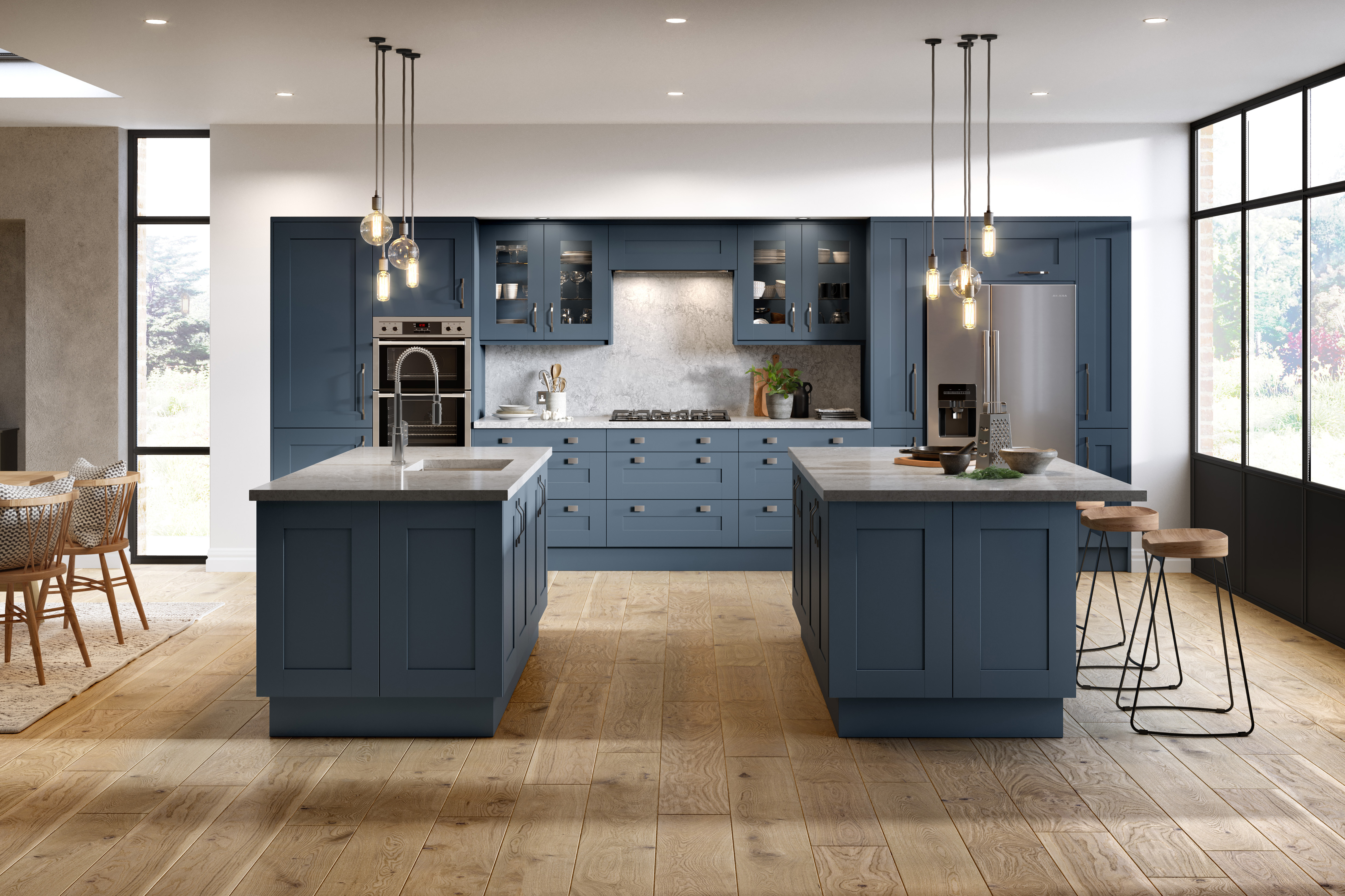Ocean Blue : Cheap Kitchen Units and Cabinets for Sale ...