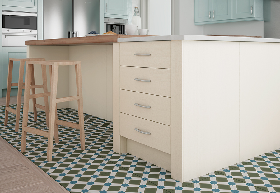 Wakefield Ivory Cheap Kitchen Units And Cabinets For