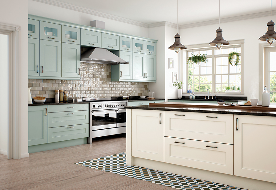 Wakefield Ivory : Cheap Kitchen Units And Cabinets For