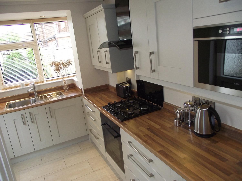 Mrs Murdoch New Kitchen In Harrogate Cheap Kitchen