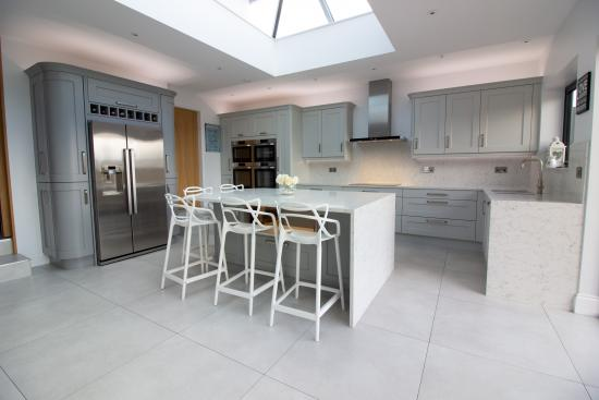 D Beadle - Harrogate Kitchen