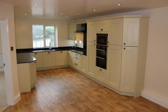 Rosemary Lumley - Kitchen Her Flat In Harrogate
