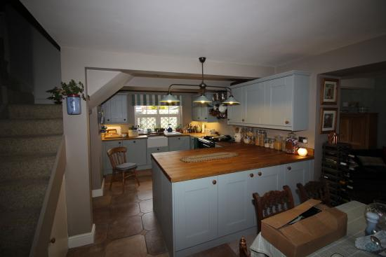 Mrs Ingham - fitted kitchen near Harrogate